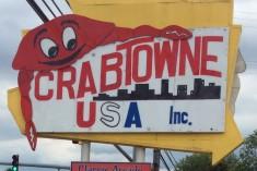 Crabtowne sign